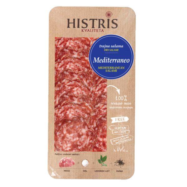 salama mediterraneo 80 gr Histris